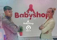 Raadio Ring FM hommikuprogramm ja Babyshop.ee loosivad sel nädalal igapäevaselt välja kinkekaarte väärtuses 30-50 eurot!